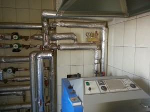 sildymo sistemu montavimas